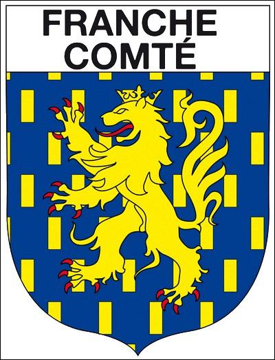 """Le mot """"Franche-Comté"""" apparaît pour la première fois en :"""