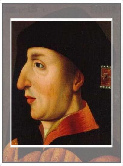 Ce fils du roi Jean II fut le premier duc et comte de Bourgogne de la famille des Valois au XIVe siècle ; qui est-il ?