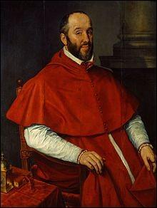 Quel cardinal fut chancelier de Charles Quint, puis de son fils Philippe II d'Espagne ?