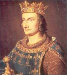 Il est le premier roi de France à gouverner la Comté ; qui est-il ?