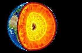 La température du noyau interne de la Terre est supérieure à la température de la surface du Soleil.