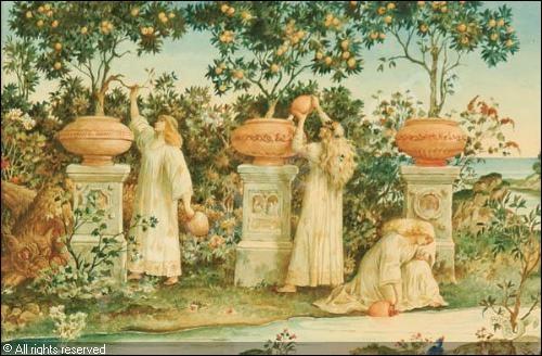 Quizz voulez vous croquer la pomme quiz definitions - Les pommes d or du jardin des hesperides ...