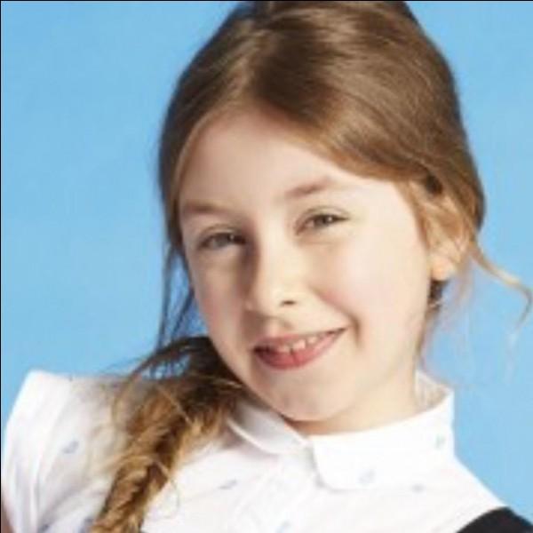 Quel âge avait-elle lors de la création du groupe Kids United ?