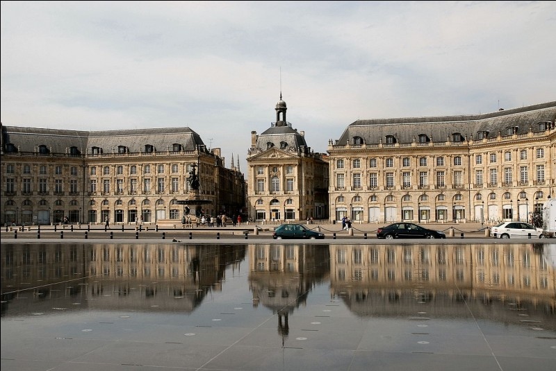La Nouvelle-Aquitaine résulte de la fusion des anciennes régions...