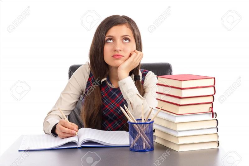 Es-tu studieux et assoiffé de connaissances ?