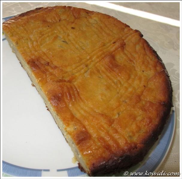 De quelle pâtisserie il s'agit ?