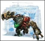 Mixmaster forme quelle partie de Devastator ?