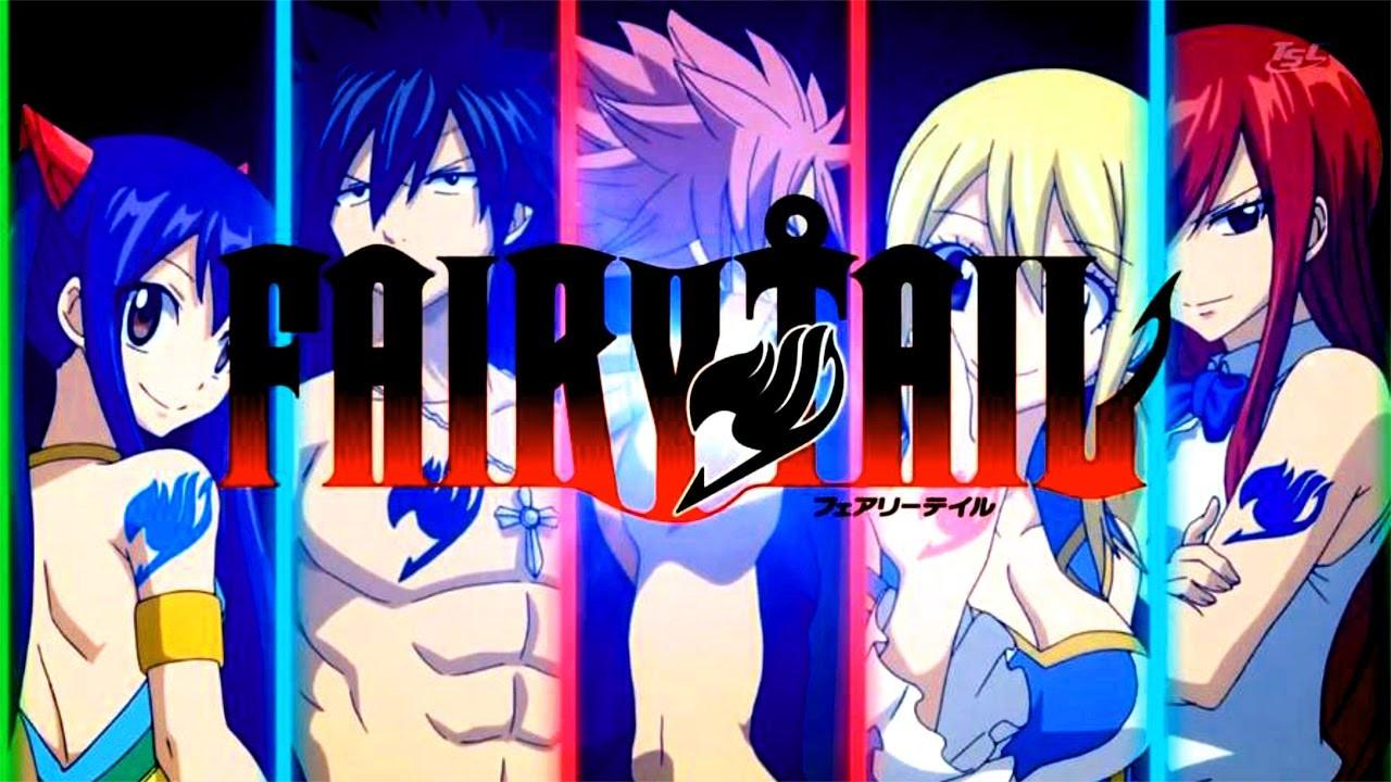 Les personnages de Fairy Tail en 1 mot