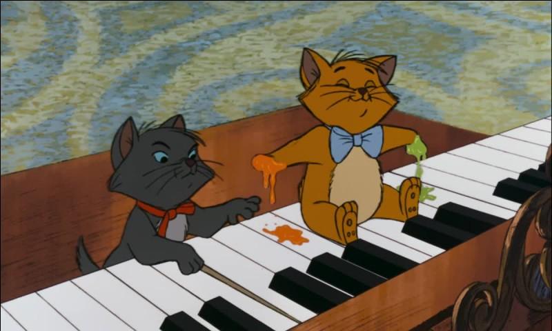 """Dans quel """"land"""" peut-on entendre un cours de piano ?"""