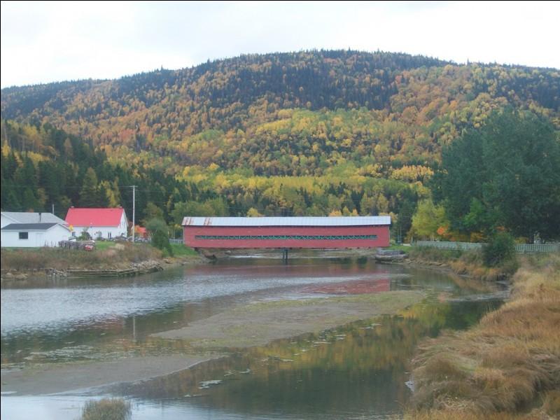 Parmi ces quatre parcs nationaux canadiens, lequel ne se situe pas au Québec ?