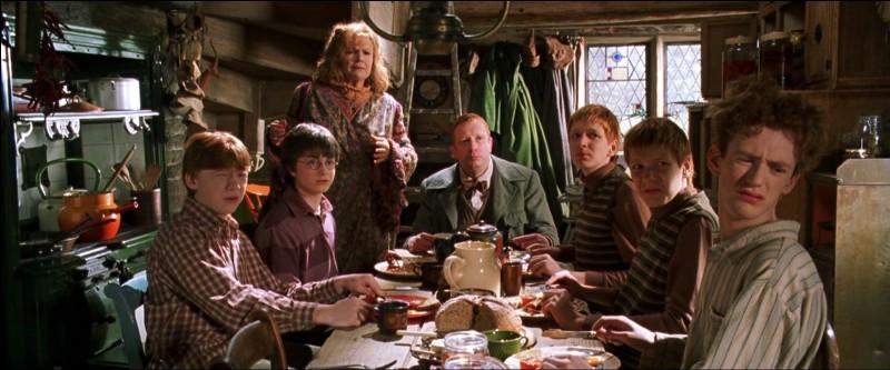 Quelle question pose Arthur à Molly pour le test de reconnaissance ?