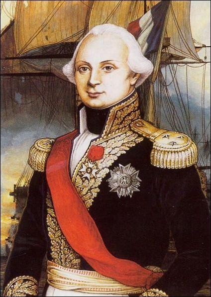 On ne dit pas ''mon amiral'' mais:
