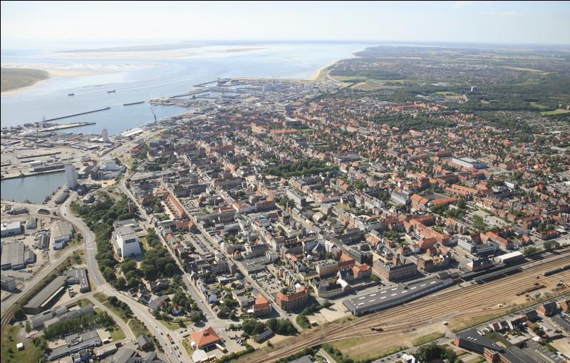 Esbjerg, ville de 70 000 habitants, est un important port de commerce. Dans quel pays se trouve-t-elle ?