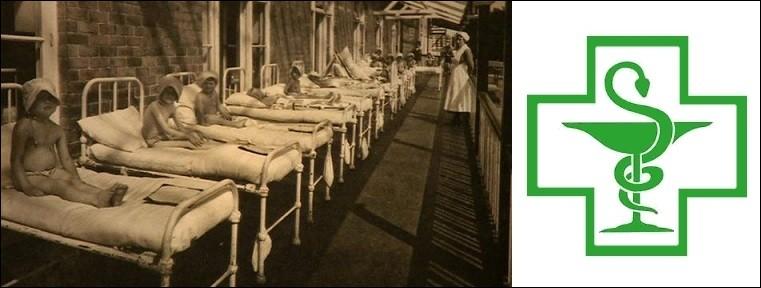 Santé - Un sanatorium est un établissement spécialisé dans le traitement...