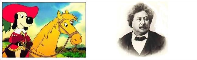 """Dessins animés - Comment s'appelle le cheval de D'Artagnan dans la série animée """"Les Trois Mousquetaires"""" ?"""
