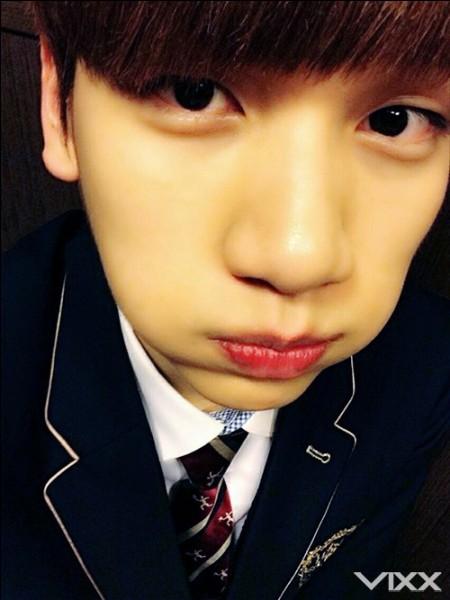 Qui pense que Hyuk est le plus mignon du groupe ?