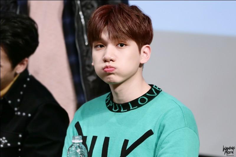 Hyuk est le :