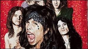 Quel titre associez-vous au groupe Aerosmith ?