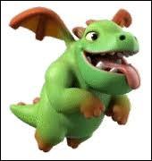 Combien le bébé dragon niveau 6 a-t-il de points de vie ?