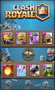 Si vous prenez le deck suivant : Pekka, géant royal, princesse, sorcier de glace, mineur, bûche, électrocution et prince ténébreux, combien va vous coûter le deck ?
