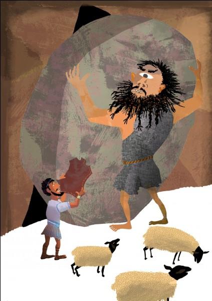 illustration ulysse et le cyclope