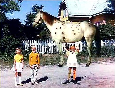 Et, comment s'appelle son cheval ?
