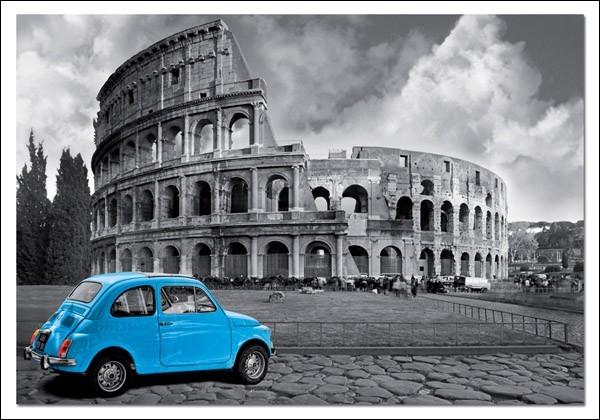 Comment surnomme-t-on la ville de Rome ?