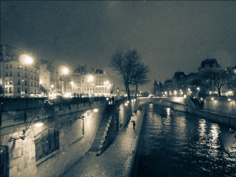 """Qui a écrit """"Il pleure dans mon coeur comme il pleut sur la ville..."""""""