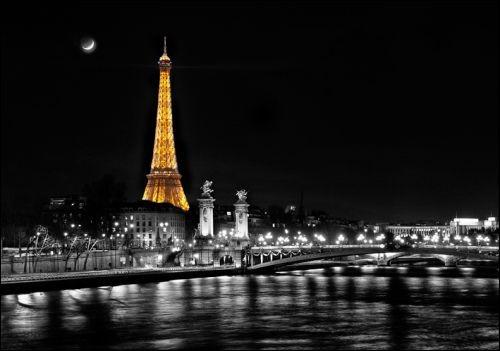 Quel surnom est donné à la ville de Paris ?