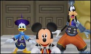 Ils sont de retour au Château Disney et viennent de résoudre le mystère qui entourait le carnet de Jiminy. Qui sont-ils ?