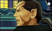 C'est l'un des gardes du Jardin Radieux, ayant aidé Maître Xehanort à mener à bien ses plans dans Kingdom Hearts Birth by Sleep. Qui est-ce ?