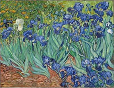 Les fleurs en peinture