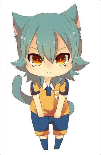 Qui est ce mignon chat ?