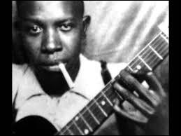 Francis Cabrel cite le grand chanteur et guitariste de blues Robert Johnson (1911 - 1938) dans une chanson qui aborde le sujet de l'esclavage des Noirs en Amérique. Quel est le titre de cette chanson ?