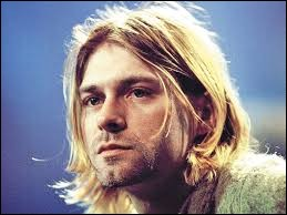 De quel groupe Kurt Cobain (1967 - 1994) était-il le leader ?