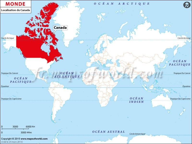 Quelle(s) est/sont la ou les langue(s) officielle(s) du Canada ?