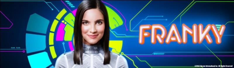 Quizz franky quiz series tele fille - Coloriage franky le robot ...