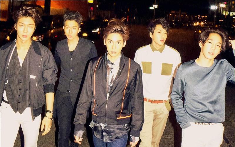 Quel est le nom du groupe ?