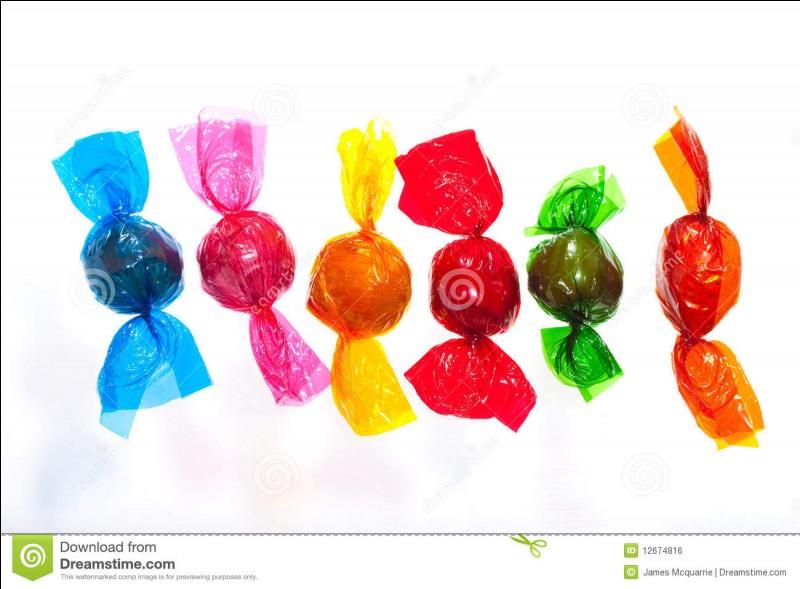 Les bonbons appartiennent au groupe des :