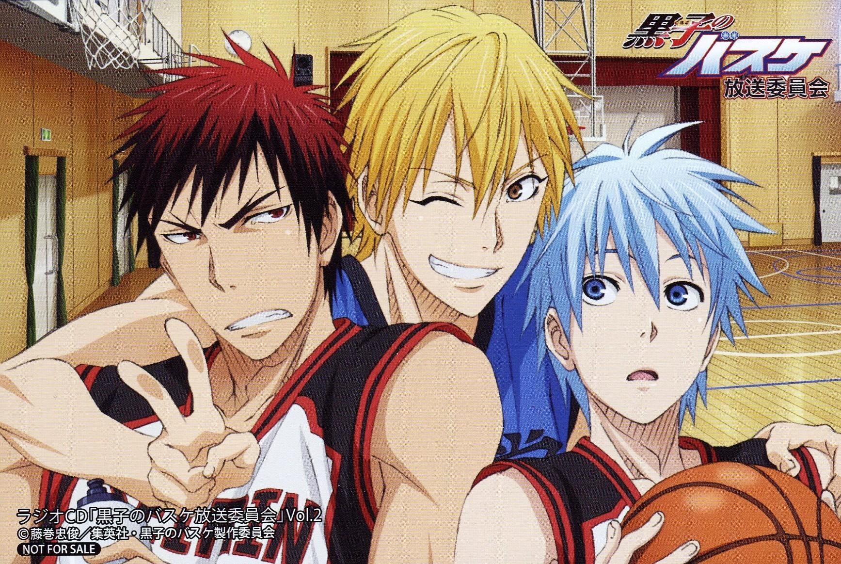 Quel personnage de Kuroko's Basket es-tu ?