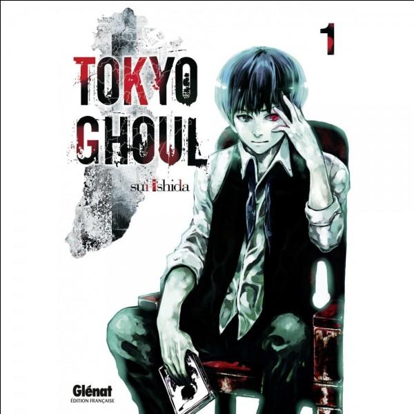 En quelle année est sorti le tome 1 de Tokyo Ghoul en France ?