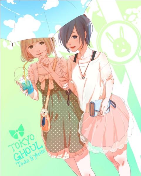 Comme s'appelle la meilleure amie de Toka ?
