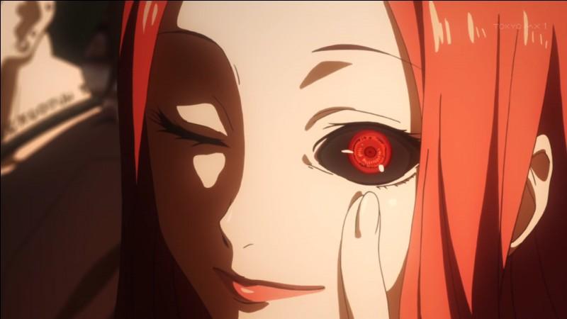 Comment s'appellent les yeux des goules ?