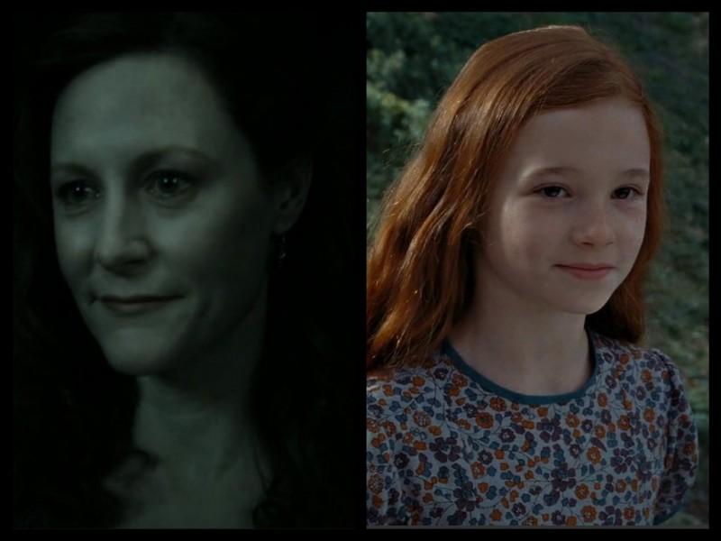 Quel est le patronus de Lily Potter ?