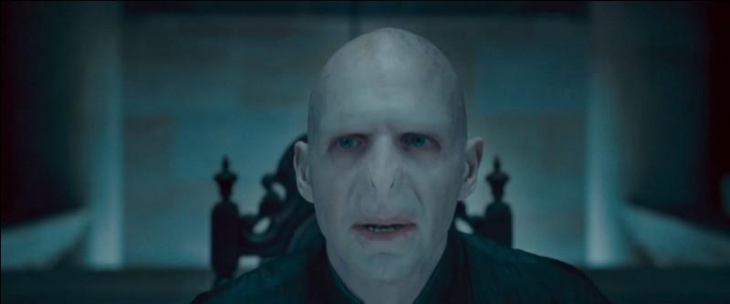 Quel est le patronus de Voldemort ?