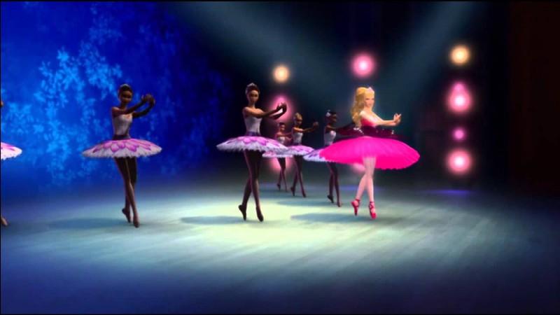 Quel est ce film de Barbie ?