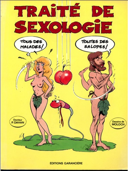 "On ne dit pas ""Sexologie"", mais :"