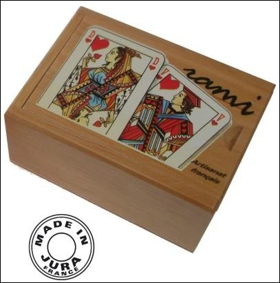 Combien faut-il de cartes pour jouer au rami ?