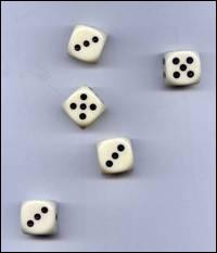 Quel est ce résultat, au jeu de yam's ?