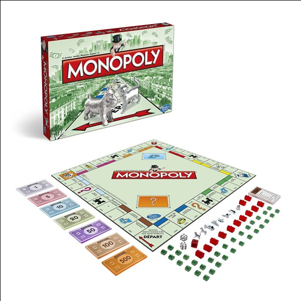 Au jeu de monopoly, quelle est la première rue que l'on rencontre après la case départ ?
